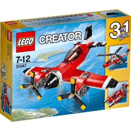 LEGO CREATOR AVION CON HELICES