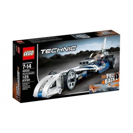LEGO TECHNIC PLUSMARQUISTA