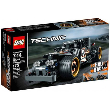 LEGO TECHNIC BOLIDO DE FUGA