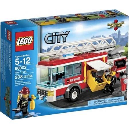 LEGO CITY CAMION DE BOMBEROS