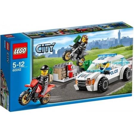 LEGO CITY PERSECUCION POLICIAL A TODO GAS