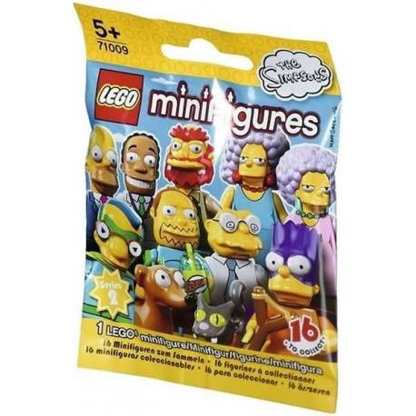 LEGO FIGURAS LOS SIMPSONS SERIE 2