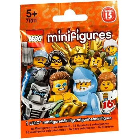 LEGO MINIFIGURES EDICION 15