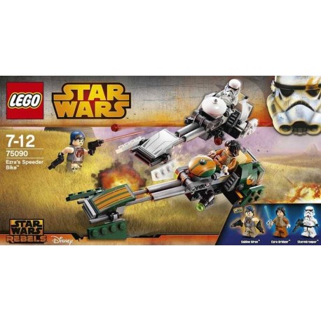 LEGO STAR WARS SPEEDER BIKE DE EZRA