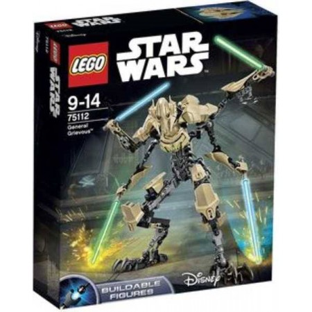 LEGO STAR WARS GENERAL GRIEVOUS