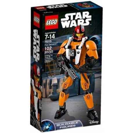 LEGO STAR WARS POE DAMERON