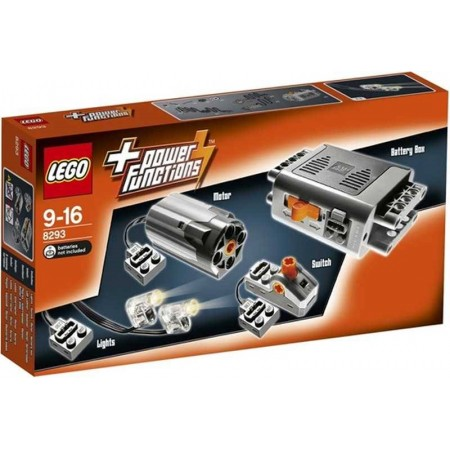 LEGO TECHNIC SET DE MOTORES POWER FUNCTION