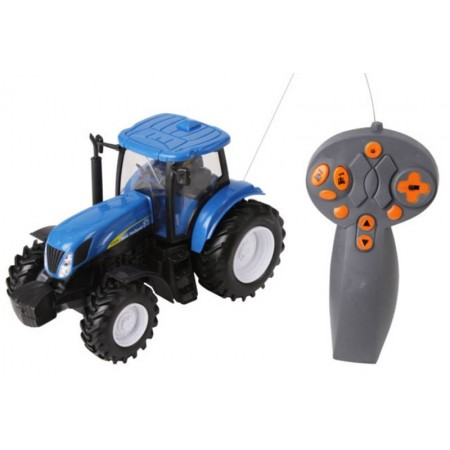 TRACTOR NEW HOLLAND R/C ESCALA 1:24
