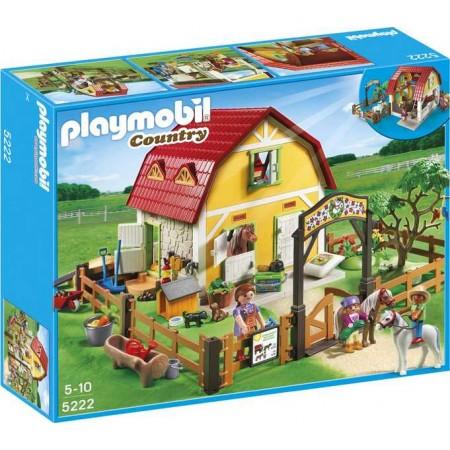 PLAYMOBIL RANCHO DE PONYS