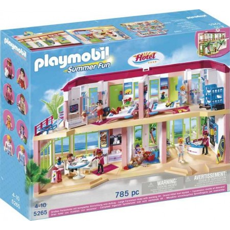 PLAYMOBIL GRAN HOTEL