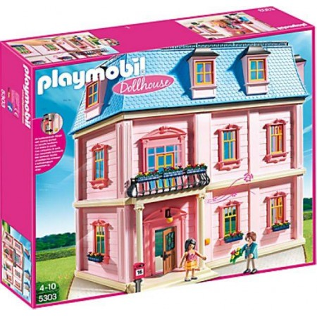 PLAYMOBIL CASA DE MUÑECAS ROMANTICA