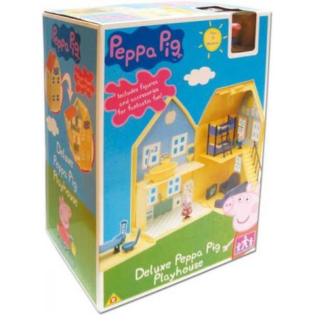 PEPPA PIG LA CASA DE PEPPA