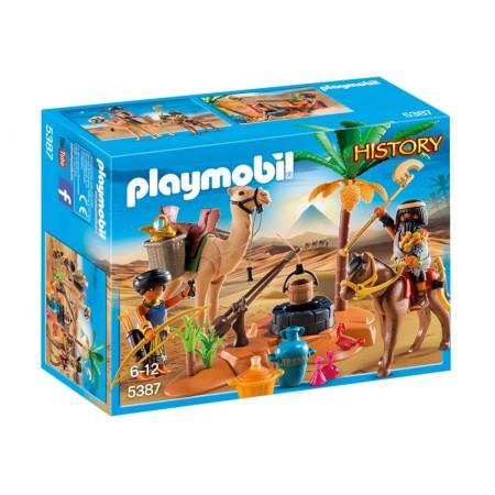 PLAYMOBIL CAMPAMENTO EGIPCIO