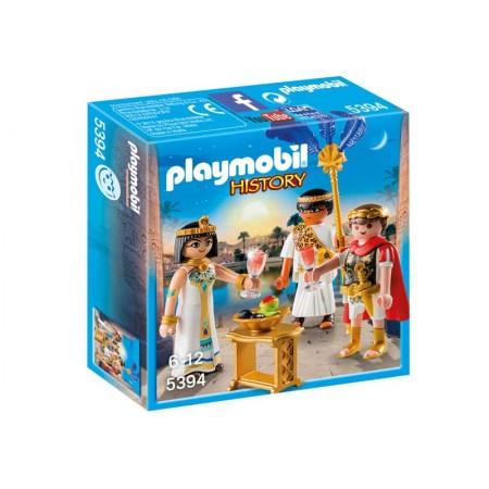 PLAYMOBIL CESAR Y CLEOPATRA