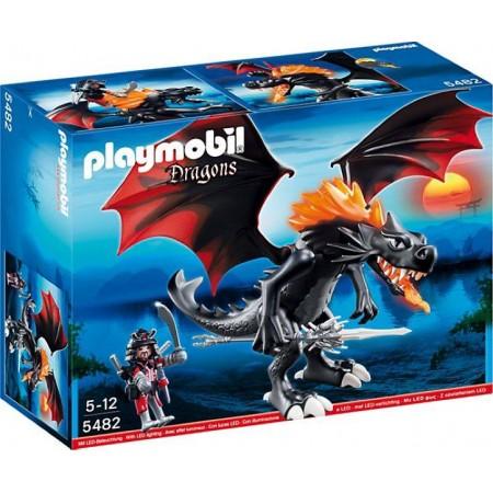 PLAYMOBIL DRAGON GIGANTE CON FUEGO