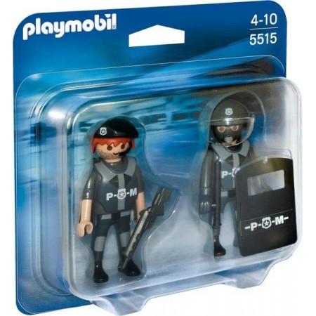 PLAYMOBIL DUO PACK POLICIAS