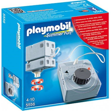 PLAYMOBIL MOTOR ELECTRICO