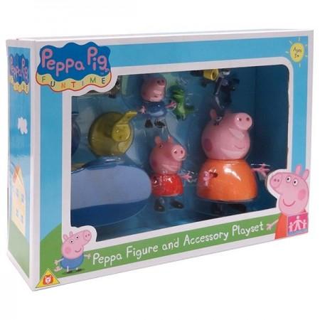 PEPPA PIG PLAYSET FAMILIA PIG