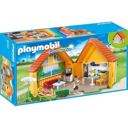 PLAYMOBIL CASA DE CAMPO MALETIN