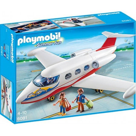 PLAYMOBIL AVION DE VACACIONES