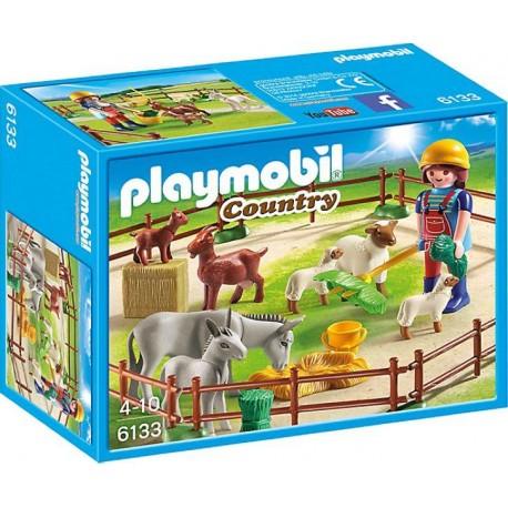 PLAYMOBIL ANIMALES DE LA GRANJA
