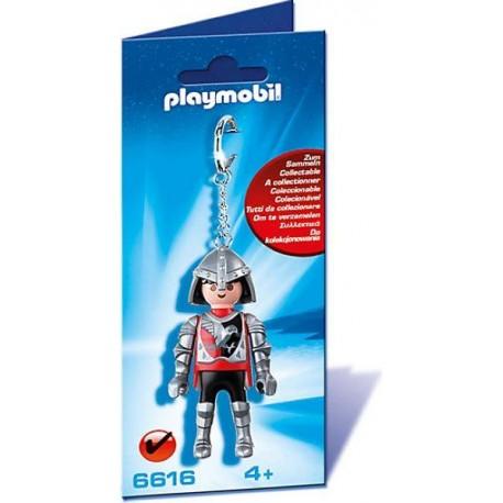PLAYMOBIL LLAVERO CABALLERO