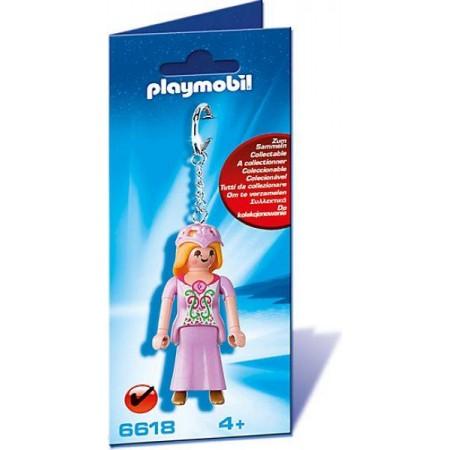 PLAYMOBIL LLAVERO PRINCESA
