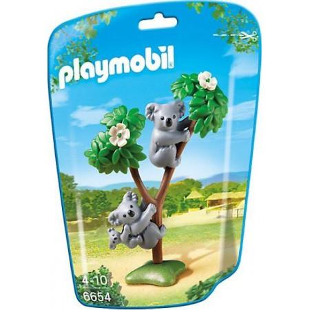 PLAYMOBIL FAMILIA DE KOALAS