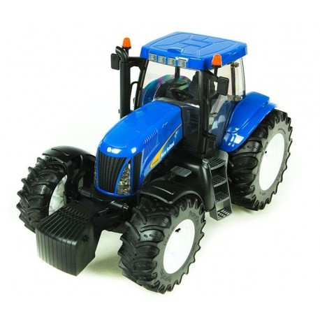 TRACTOR NEW HOLLAND TG285 AZUL