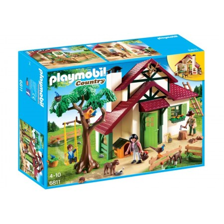 PLAYMOBIL CASA DEL BOSQUE