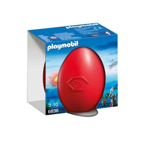 PLAYMOBIL CABALLERO DEL DRAGON