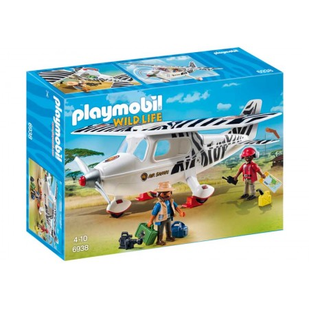 PLAYMOBIL AVION SAFARI