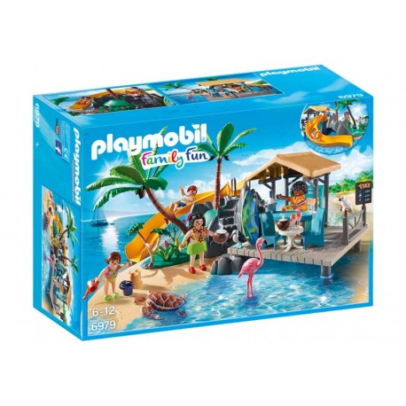 PLAYMOBIL ISLA RESORT