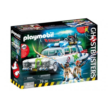 PLAYMOBIL GHOSTBUSTERS ECTO-1 VEHICULO