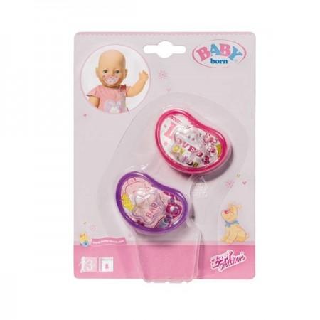 BABY BORN CHUPETES