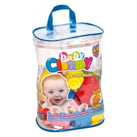 BABY CLEMMY BOLSA 24 BLOQUES