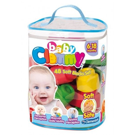 BABY CLEMMY BOLSA 48 BLOQUES