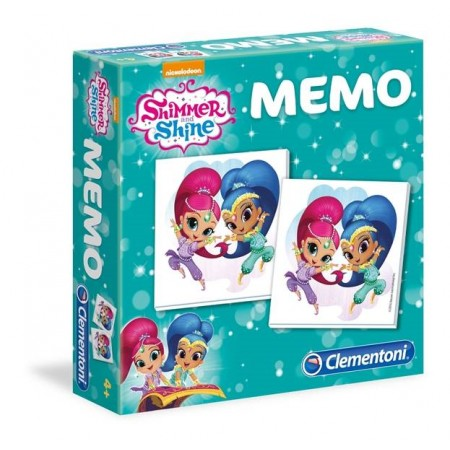 MEMO SHIMMER & SHINE
