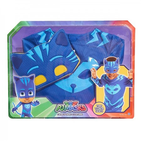 TRANSFORMATE EN PJ MASKS