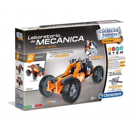 LABORATORIO DE MECANICA BUGGY & QUAD