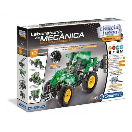 LABORATORIO DE MECANICA MAQUINAS AGRICOLAS