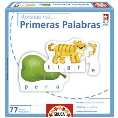 APRENDO... MIS PRIMERAS PALABRAS