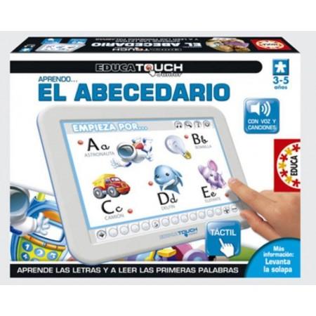 EDUCA TOUCH JR. APRENDO EL ABECEDARIO