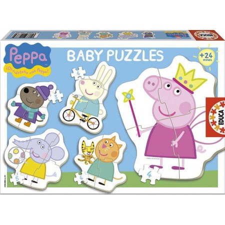BABY PUZZLE PEPPA PIG