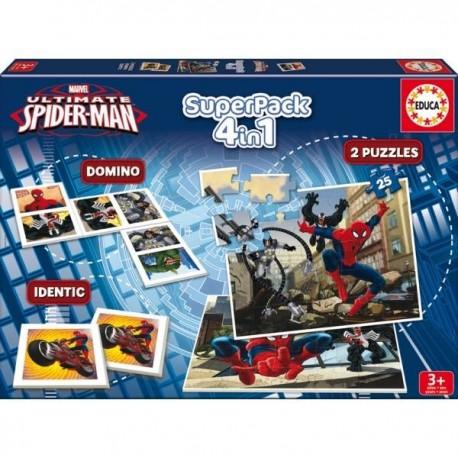 SUPERPACK SPIDERMAN