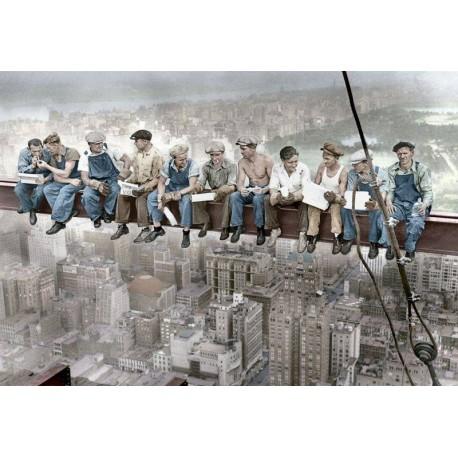 PUZZLE 1500 PZAS. ALMUERZO NUEVA YORK