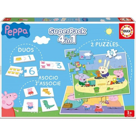SUPERPACK PEPPA PIG