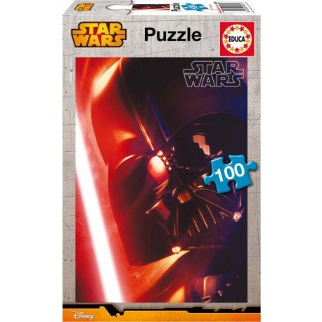 PUZZLE 100 PZAS. STAR WARS DARTH VADER