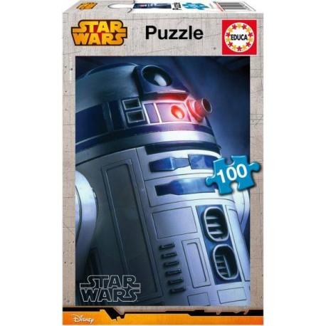 PUZZLE 100 PZAS. STAR WARS R2-D2