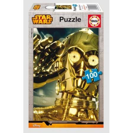 PUZZLE 100 PZAS. STAR WARS C-3PO